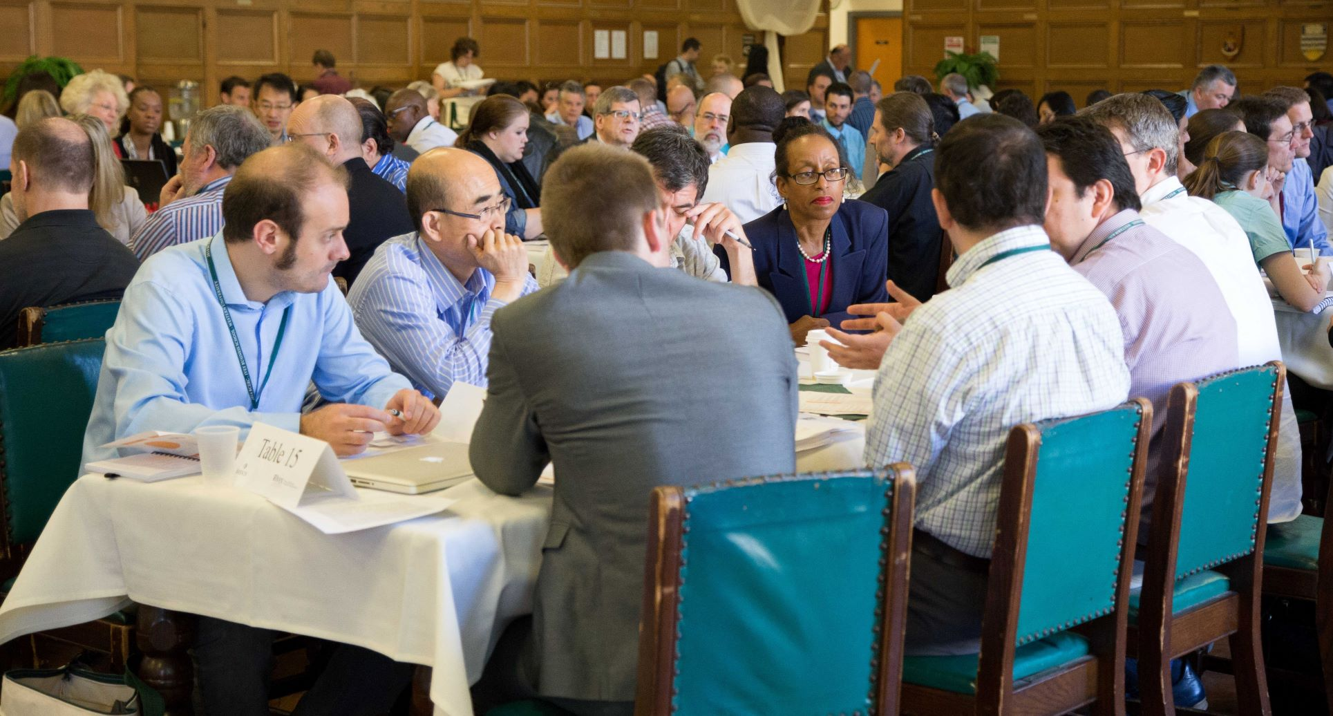 Faculty Discuss Research At The Babson Conference Main